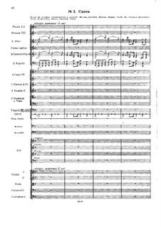 Mazepa, TH 7: Act I, No.3 Scene by Pyotr Tchaikovsky
