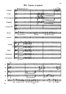 Mazepa, TH 7: Act I, No.5 Scene and Arioso by Pyotr Tchaikovsky