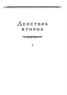 Mazepa, TH 7: Act II, No.9 Prison Scene by Pyotr Tchaikovsky