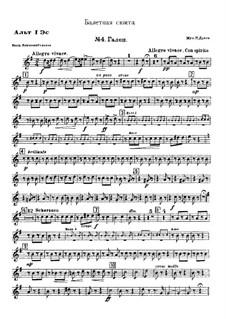 Ballet Suite: No.4 Galop by Riccardo Drigo