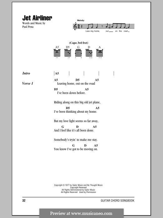 Guitar Chords To Leaving On A Jet Plane Choice Image - guitar chords ...