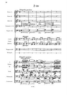 No.2 Starodávny: Full score by Antonín Dvořák