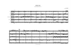 Sonatina No.3: For wind ensemble by Muzio Clementi