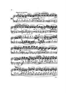 Tausig Edition: Etudes No.10-12 by Muzio Clementi
