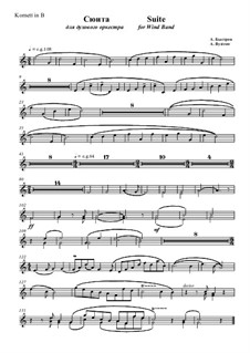 Suite No.1: Cornet part by Alexander Bystrov