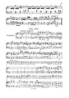 Solomon, HWV 67: Praise ye the lord for all his mercies past. Aria for bass by Georg Friedrich Händel