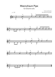 Meerschaum Pipe: C Major by folklore