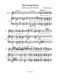 The Living Forest, Op.10: The Living Forest by Philipp Degtyarev