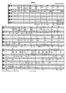 Christ der ist erstanden: Singpartitur by Ludwig Senfl