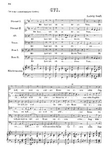 I'm delighted to join this dance: Full score by Ludwig Senfl