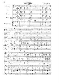 O Herr, ich ruf dein Namen an : O Herr, ich ruf dein Namen an  by Ludwig Senfl