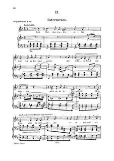 Intermezzo, Op.19 No.2: Intermezzo by Robert Schumann
