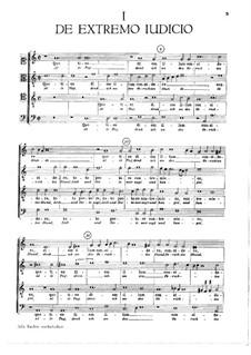 Six Motets: Six Motets by Jacobus Vaet