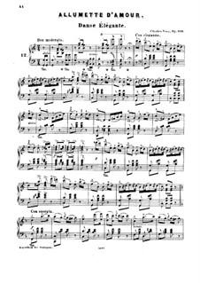 Allumette d'amou, Op.269: Allumette d'amou by Charles Voss