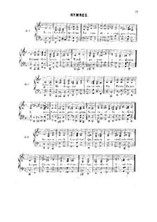 Le plain-chant romain harmonisé, Op.250: Part II by Jacques-Louis Battmann