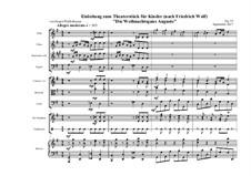 Einleitung zu 'Weihnachtsgans Auguste', Op.53: Einleitung zu 'Weihnachtsgans Auguste' by Jürgen Pfaffenberger