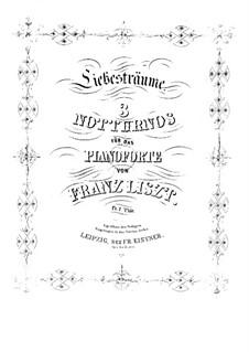 Complete set: Complete set by Franz Liszt