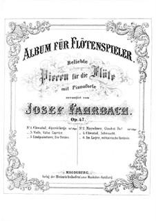 Glaubst Du, Op.47 No.2: Glaubst Du by Heinrich Marschner