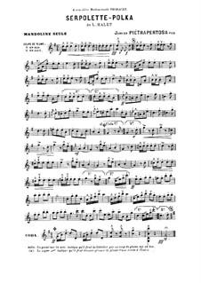 Serpolette-Polka: Serpolette-Polka by Laurent Halet