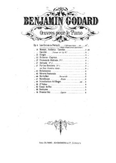 Nocturne in F Major, Op.68: Nocturne in F Major by Benjamin Godard