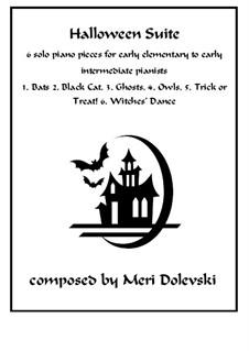 Halloween Suite: Halloween Suite by Meri Dolevski-Lewis