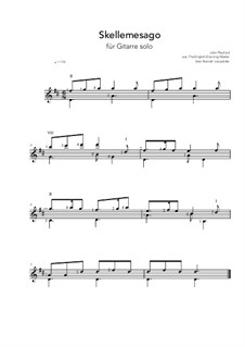 Skellemesago: D-Major by John Playford