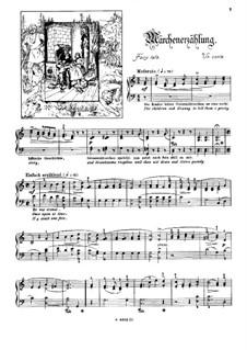 Musikalisches Bilderbuch, Op.41: Fairytale (Un conte) by Alexis Hollaender