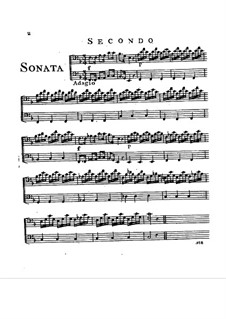 Sonata for Harpsichord or Piano Four Hands, Op.10: Sonata for Harpsichord or Piano Four Hands by Leopold Kozeluch