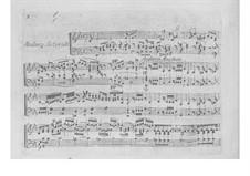 Aeneas in Cartago eller Dido och Aeneas. Overture, VB 23: Aeneas in Cartago eller Dido och Aeneas. Overture by Joseph Martin Kraus