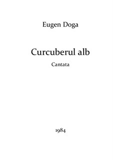 Белая радуга: Белая радуга by Eugen Doga