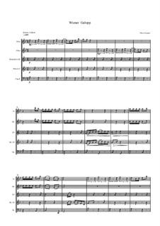 Wiener Galopp, Op.134: Wiener Galopp by Dieter Angerer