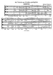 Verleih uns Frieden gnädiglich (In these Our Days so Perilous): Verleih uns Frieden gnädiglich (In these Our Days so Perilous) by Balthasar Resinarius