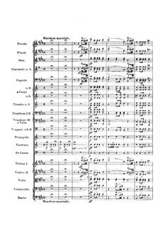 La gazza ladra (The Thieving Magpie): Overture by Gioacchino Rossini