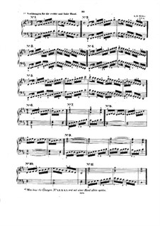 Instruction Pieces for Piano: Part II by August Eberhard Müller