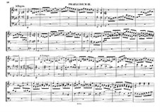 Three Preludes and Fugues, Op.37: No.3 in D Minor by Felix Mendelssohn-Bartholdy