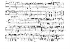 Wedding March: For piano four hands by Felix Mendelssohn-Bartholdy