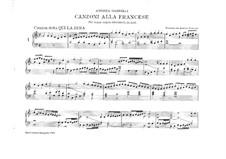 Canzoni alla Francese: Canzoni alla Francese by Andrea Gabrieli