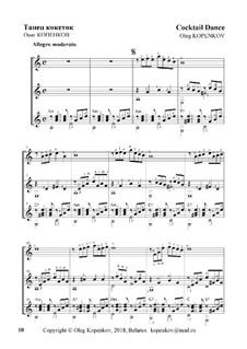 Танец кокеток (трио), Op.23: Танец кокеток (трио) by Oleg Kopenkov