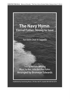 The Navy Hymn: The Navy Hymn by John Bacchus Dykes