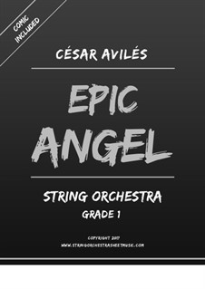 Epic Angel: Epic Angel by Cesar Aviles