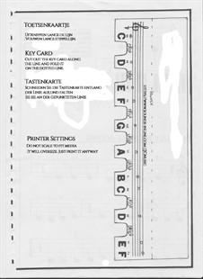 Key Card: Key Card by Jack J C Peeters
