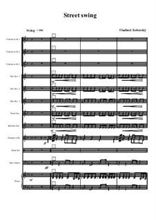 Swing: Swing by Vladimir Solonskiy
