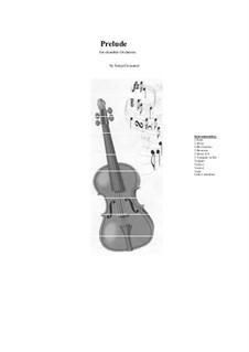 Prelude: Prelude by Sonja Grossner