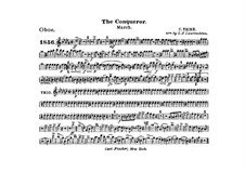 Graf Zeppelin (The Conqueror): Oboe part by Carl Teike