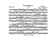Graf Zeppelin (The Conqueror): Bassoon part by Carl Teike