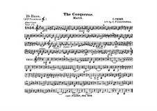 Graf Zeppelin (The Conqueror): Bass trombone part by Carl Teike