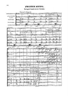 Siegfried (Sigurd), WWV 86c: Act II by Richard Wagner