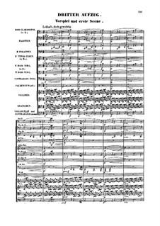 Siegfried (Sigurd), WWV 86c: Act III by Richard Wagner
