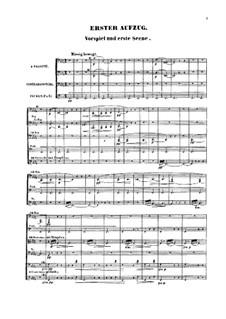 Siegfried (Sigurd), WWV 86c: Act I by Richard Wagner