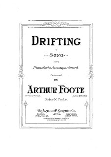 Drifting: Drifting by Arthur Foote